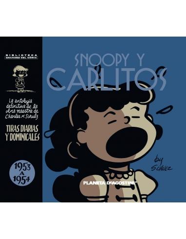 SNOOPY Y CARLITOS (1953-1954)