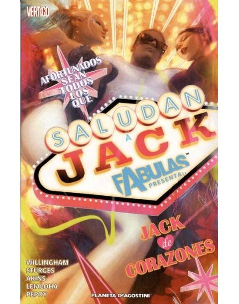 FABULAS PRESENTA... JACK Vol. 2