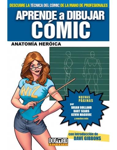 APRENDE A DIBUJAR COMICS Vol. 3