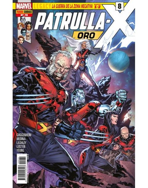 PATRULLA ORO X -PANINI-