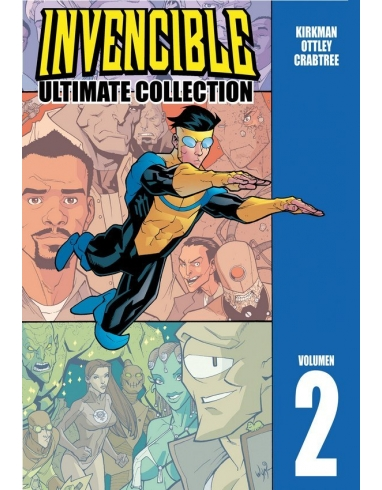INVENCIBLE. ULTIMATE COLLECTION Vol 2