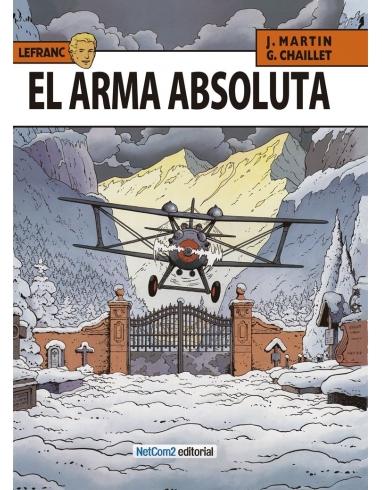 LEFRANC 8. EL ARMA ABSOLUTA