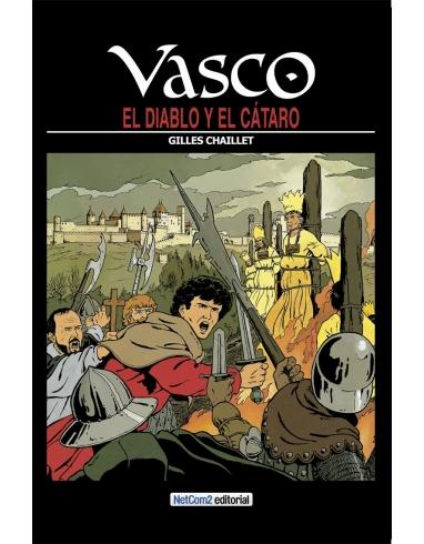 VASCO 7. EL DIABLO Y EL CÁTARO