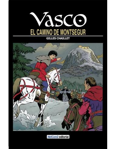 VASCO 8. EL CAMINO DE MONTSEGUR