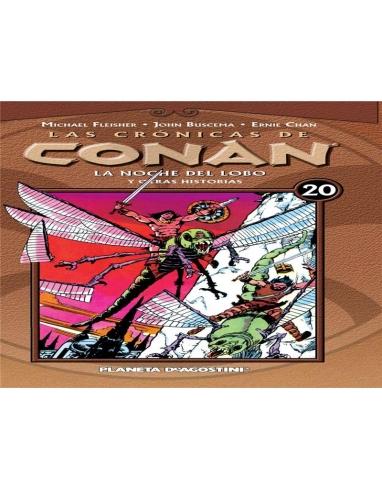 LAS CRONICAS DE CONAN 20 -PLANETA-