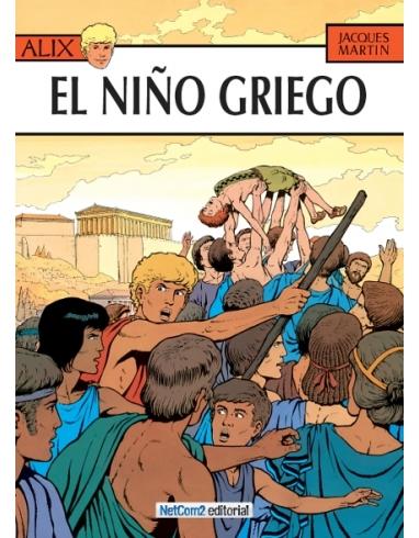 ALIX 15 EL NIÑO GRIEGO -NETCOM2-