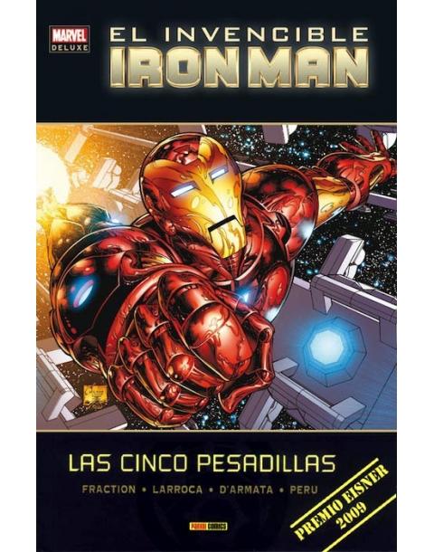 INVENCIBLE IRON MAN: LAS 5 PESADILLAS