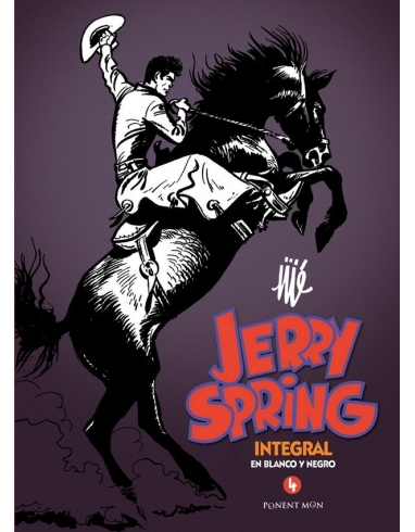 JERRY SPRING INTEGRAL 4 -PONENT MON-