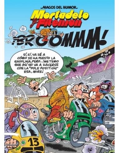 MORTADELO Y FILEMON 157 ¡BROOMMM!