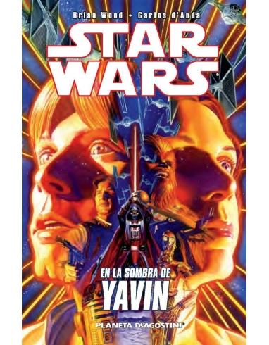 STAR WARS EN LA SOMBRA DE YAVIN-PLANETA