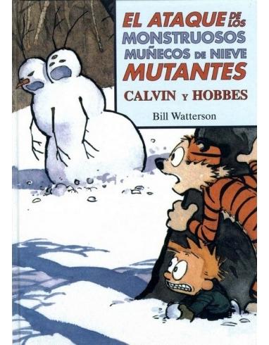 CALVIN Y HOBBES. EL ATAQUE LOS MONSTRUOS