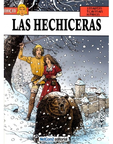 JHEN 10 LAS HECHICERAS -NETCOM2-