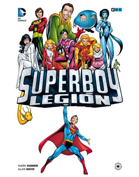 SUPERBOY LEGION -ECC-