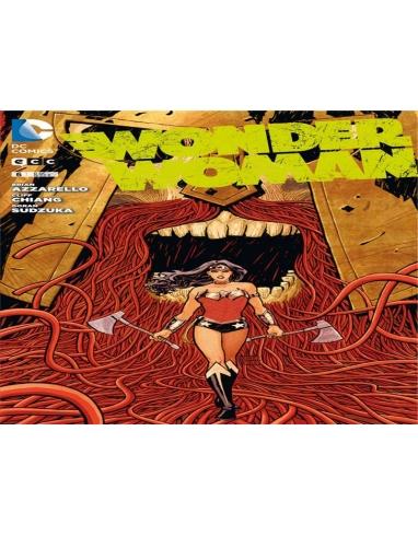WONDER WOMAN 6 -ECC-