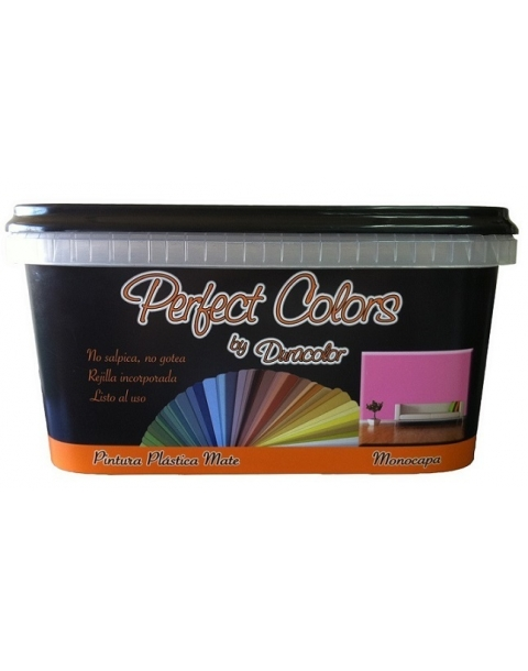 PINTURA PERFECT COLORS BERENJENA 2.5L