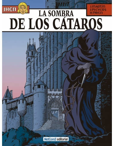 JHEN 13. LA SOMBRA DE LOS CÁTAROS