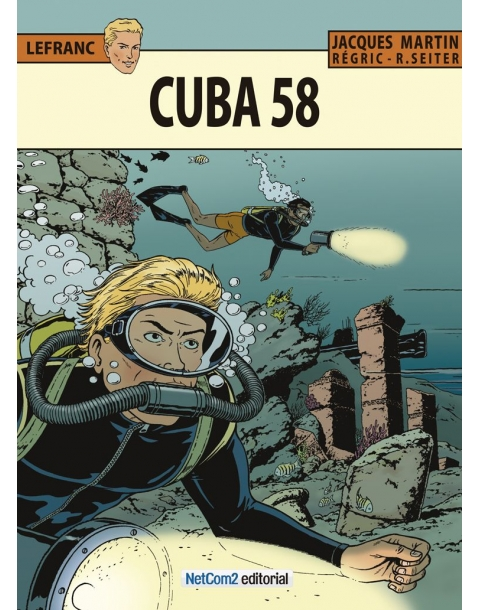 LEFRANC 25 CUBA 58 -NETCOM-