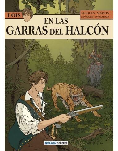 LOIS 6. EN LAS GARRAS DEL HALCÓN
