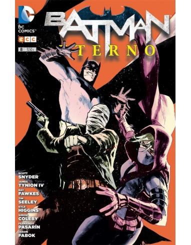 BATMAN ETERNO 8 -ECC-