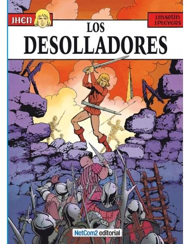 JHEN 3. LOS DESOLLADORES