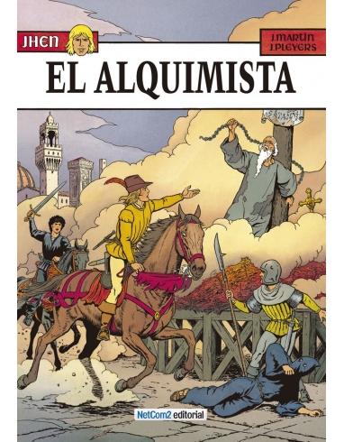 JHEN 7. EL ALQUIMISTA