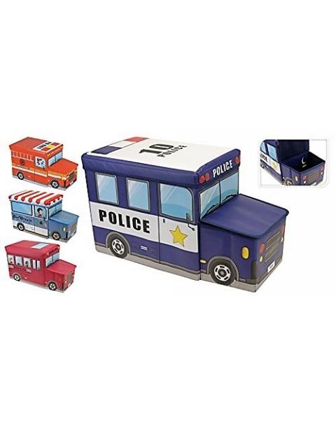 juguetero autobus escolar