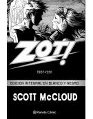 ZOT! 1987-1991 INTEGRAL B/N -PLANETA-