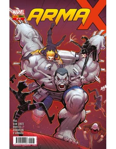 ARMA X -PANINI-