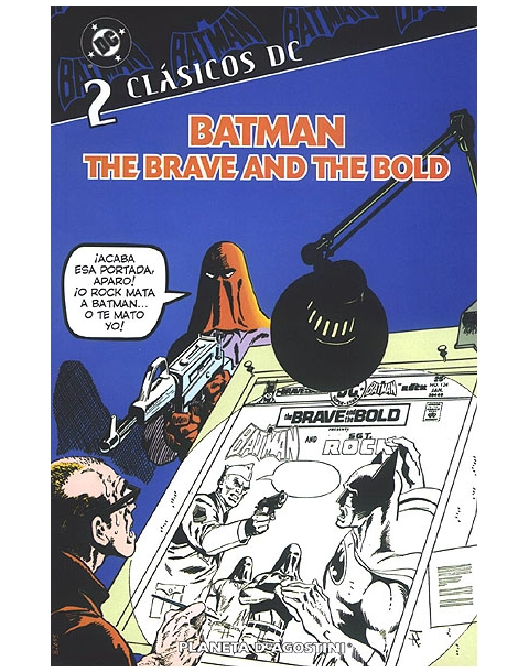 CLASICOS DC Nº 2 BATMAN THE BRAVE AND