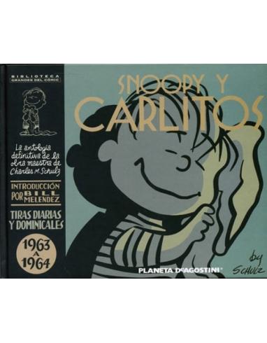 SNOOPY Y CARLITOS 1963-1964 -PLANETA-