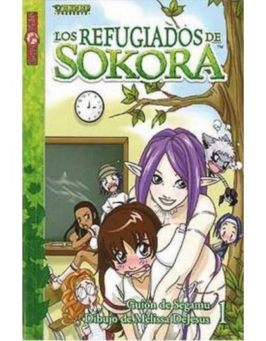 LOS REFUGIADOS DE SOKORA Nº 1 -ED.B-
