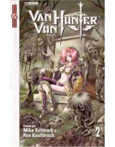 VAN VON HUNTER Nº 2 -EDIC. B-