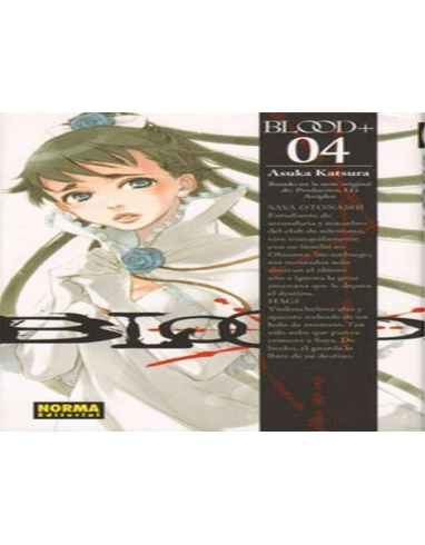 BLOOD+ Nº 4 -NORMA-