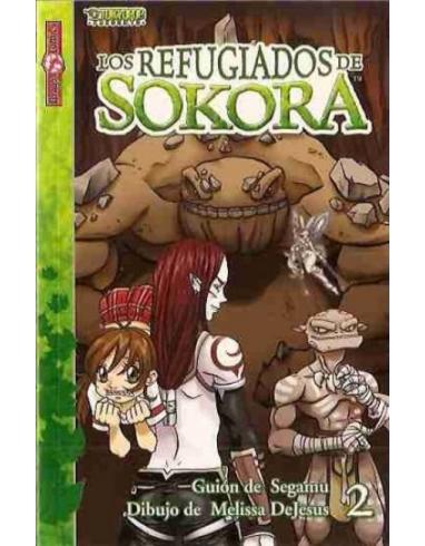 LOS REFUGIADOS DE SOKORA Nº 2 -ED.B-