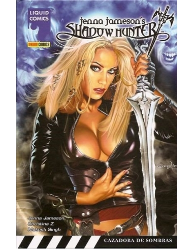 JENNA JAMESON´S SHADOW HUNTER -PANINI-