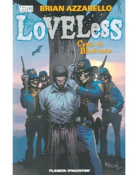 LOVELESS 3 -VERTIGO PLANETA-