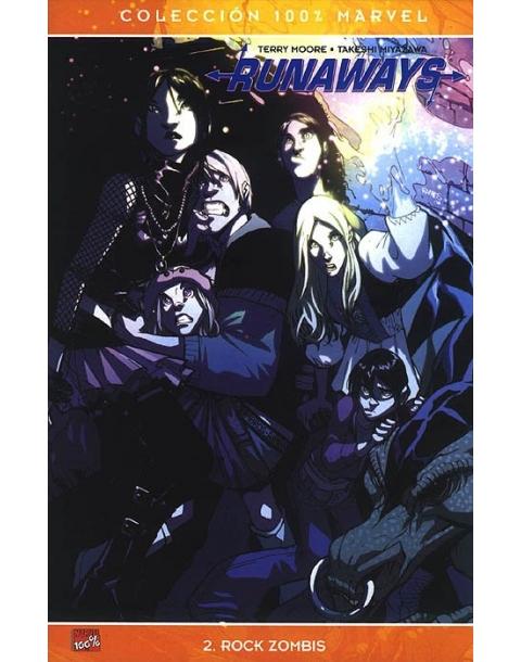 RUNAWAYS Vol. 2. ROCK ZOMBIS