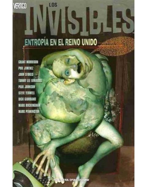 LOS INVISIBLES ENTROPIA REINO UNIDO -PLA