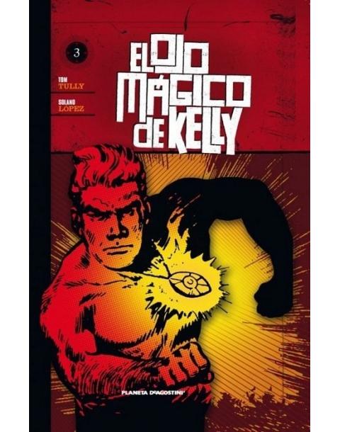 EL OJO MAGICO DE KELLY 3 -PLANETA-