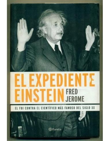 EL EXPEDIENTE EINSTEIN -PLANETA-