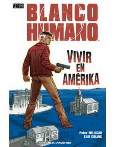 BLANCO HUMANO COMIC-PLANETA-