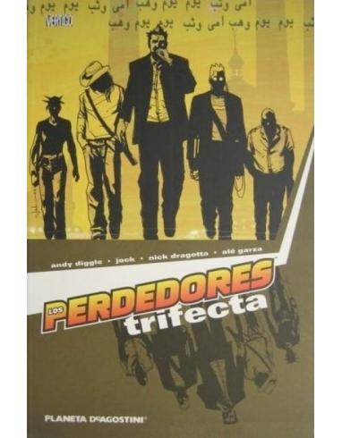 LOS PERDEDORES TRIFECTA -PLANETA-