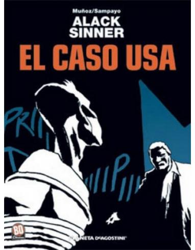 ALAN SINNER VOL 8 EL CASO USA -PLANETA-