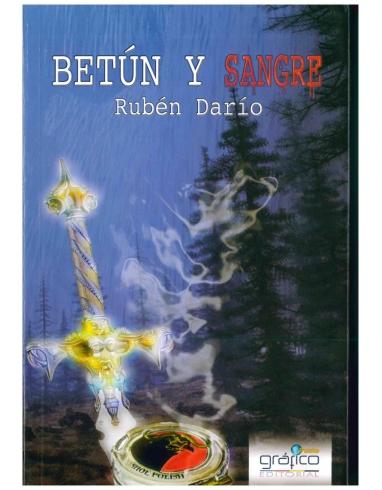 BETUN Y SANGRE LIBRO -PUNTO GRAFICO-