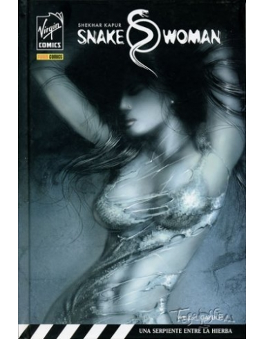 SNAKE WOMAN -PANINI-