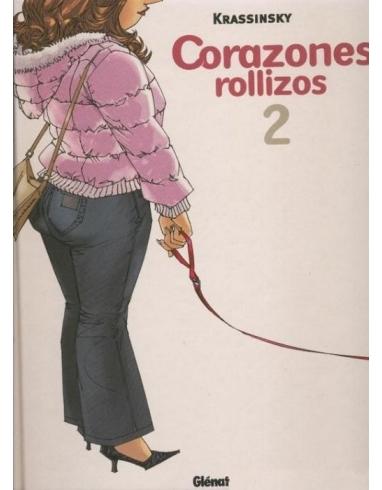 CORAZONES ROLLIZOS 2 -GLENAT-