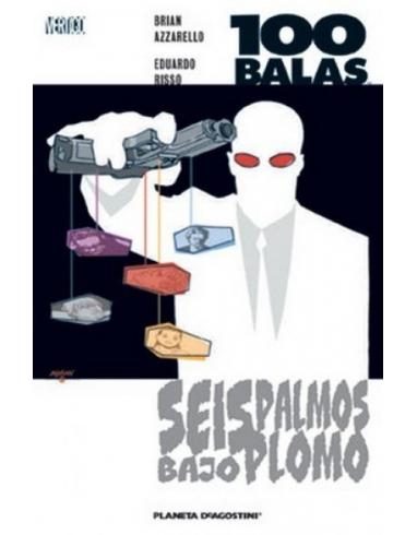 100 BALAS SEIS PALMOS BAJO PLOMO -PLANET