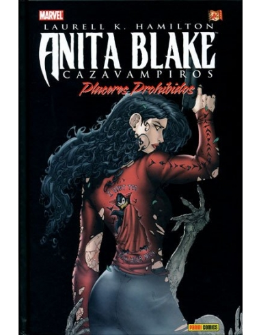 ANITA BLAKE 1 PLACERES PROHIBIDOS-PANINI