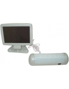 APLIQUE SOLAR 5 LED 60450 RECARGABLE