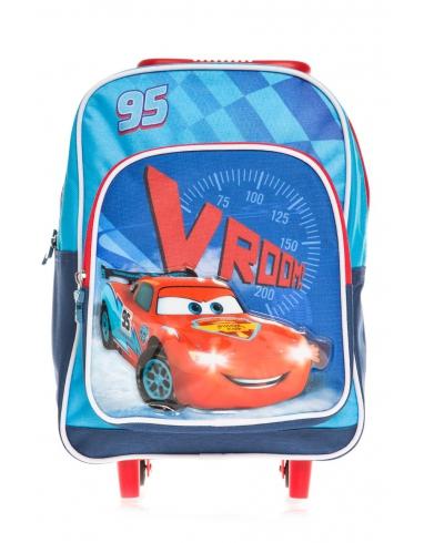 MOCHILA CARRO CARS MED. 13109